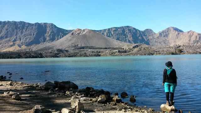 Pendakian Gunung Rinjani di Buka Awal Juli Mendatang