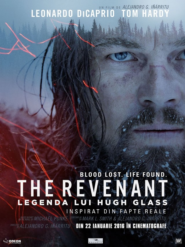 The Revenant (Film 2015) - Legenda lui Hugh Glass