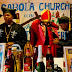 Photo: Inside Gabola Church in South Africa where alcohol is required for worship and baptism