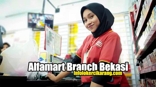 Lowongan Kerja Crew Store Alfamart Brаnсh Bekasi 2020