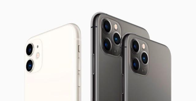 Apple anuncia iPhone 11, iPhone 11 Pro e iPhone 11 Pro Max