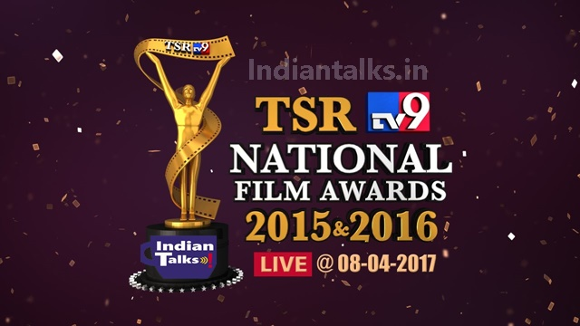 TSR-TV9 National Film Awards 2015-2016 Event LIVE Streaming Online