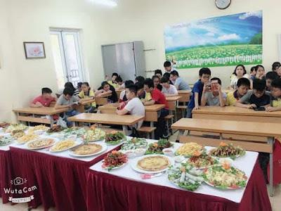 đặt tiệc buffet cho trẻ em