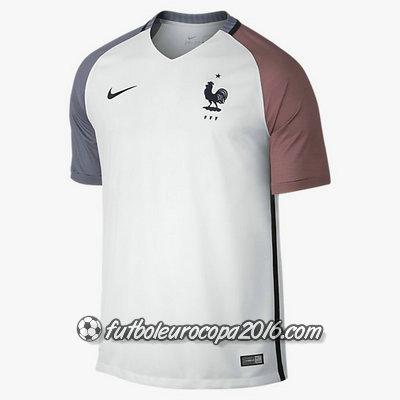 Comprar camiseta francia barata eurocopa 2016. Calidad 100% poliester con  100% real foto. Temporada Futbol eurocopa 2016. Parche Eurocopa 2016+Respect 6a20d4804efd5