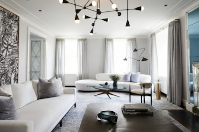Modern Sitting Room Lighting Designs 12