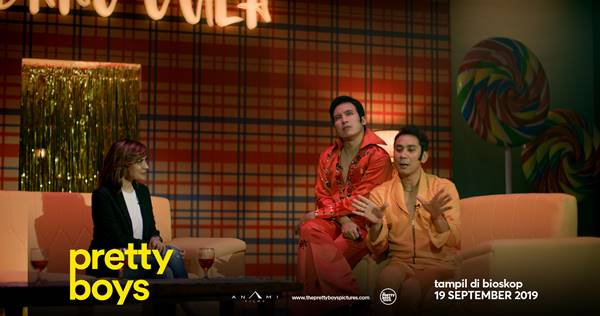 Review Film Pretty Boys (2019), Film Komedi Lucu dan Briliant
