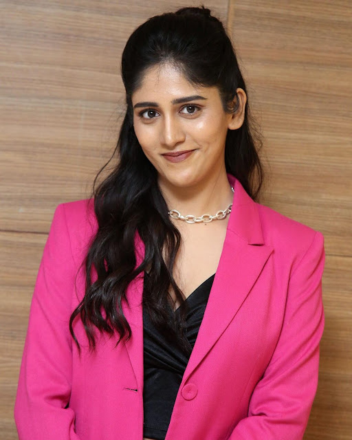 Chandini Chowdary (Indian Actress) Wiki, Age, Height, Boyfriend, Family and More...
