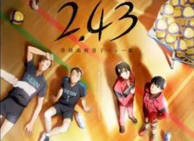 2.43: Seiin Koukou Danshi Volley-bu Todos os Episódios Online