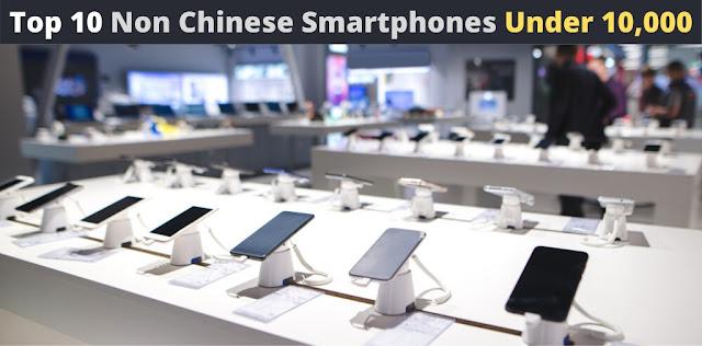 Smartphones Under 10,000