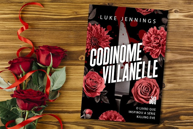 Codinome Villanelle | Luke Jennings