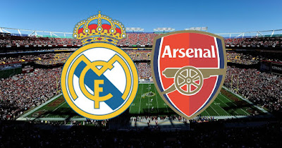 مشاهدة مباراة ريال مدريد وارسنال بث مباشر اليوم 24-7-2019 في الكاس الدولية للابطال