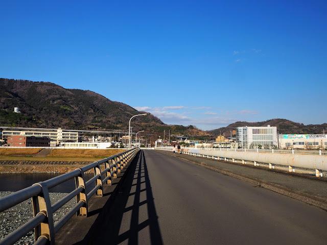 酒匂川 十文字橋
