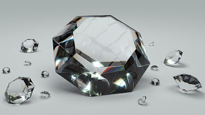 Public Domain Photo of Diamonds