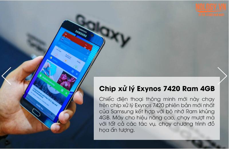 Hình ảnh chiếc Samsung galaxy note 5