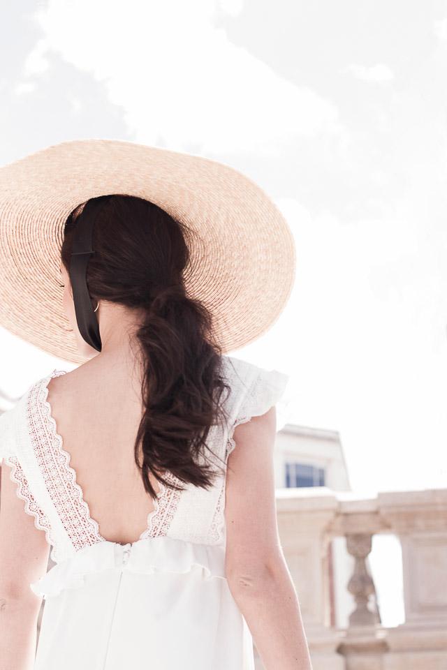 rita von novia pamela mediterraneo sombrero camisa bolso blog bodas santa eugenia