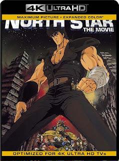 Fist Of The North Star (1986) 4K 2160p UHD [HDR] Latino [GoogleDrive]