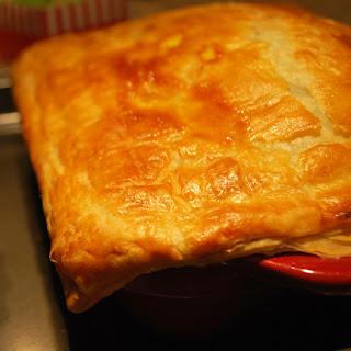 chicken pot pie - Quiltbee