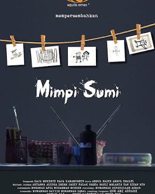 Mimpi Sumi, Telemovie, Telefilem, Telemovie Mimp Sumi, 2018, Slot Luna, NTV7, Pedofilia, Child Abuse, Cast, Pelakon Telemovie Mimpi Sumi, Sazzy Falak, Redza Rosli, Alyssa Dezek, Melanie Tan, Zizan Nin, Telefilem Mimpi Sumi, Sinopsis Telemovie Mimpi Sumi, Lukisan, 2018,