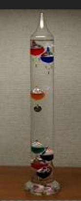 Termometer Galileo Galilei