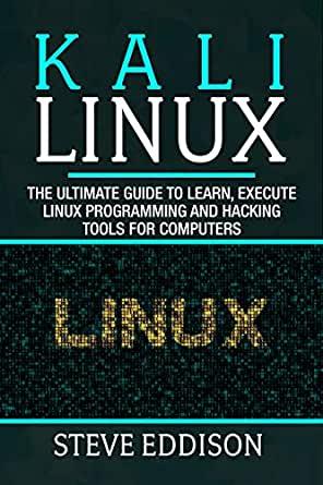 kali linux pdf