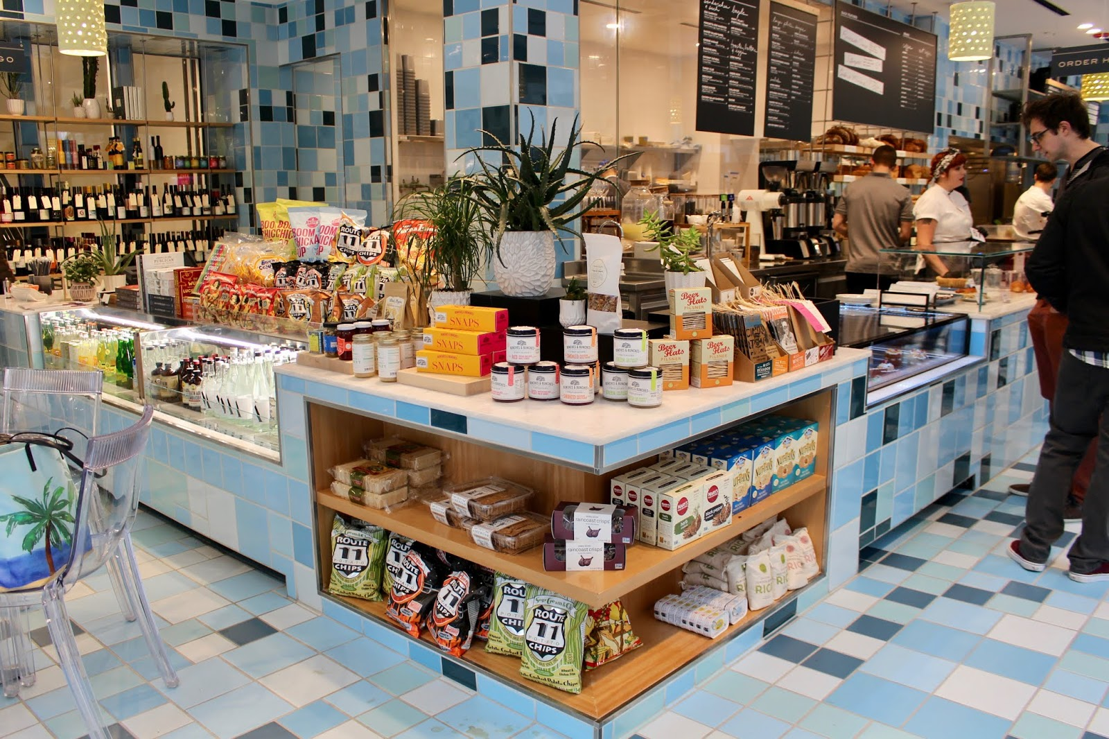 The Commissary | Dallas City Guide