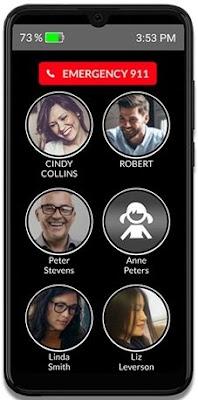 simple phones for seniors