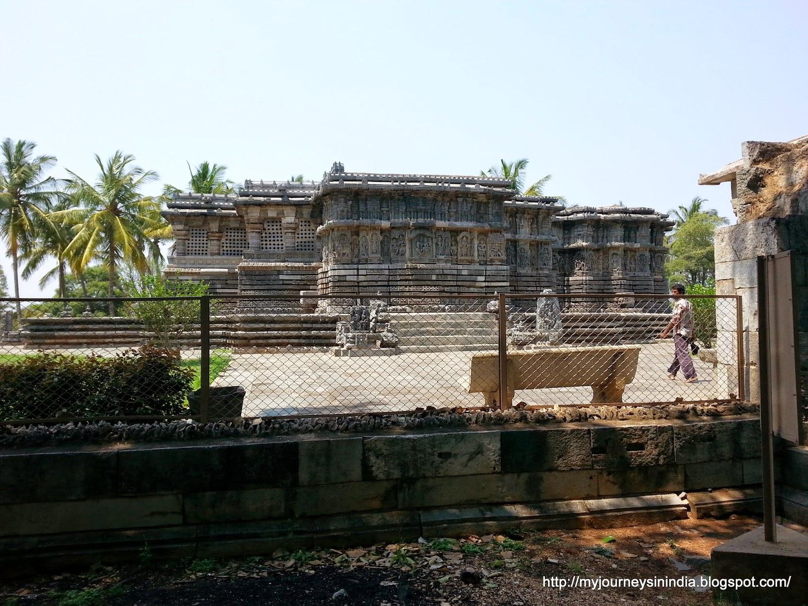 Halebidu Kedareshwara Temple