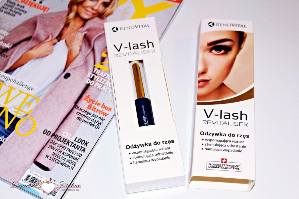 V-Lash Revitaliser - odżywka do rzęs V.Laboratories-Renovital | Inne zastosowanie