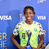 WWC: Asisat Oshoala wins Player of the Match after Falcons victory