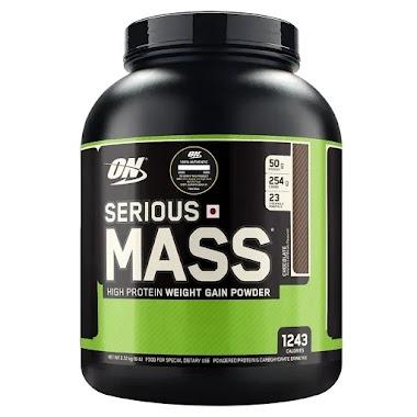 ON (Optimum Nutrition) Serious Mass, 6 lb