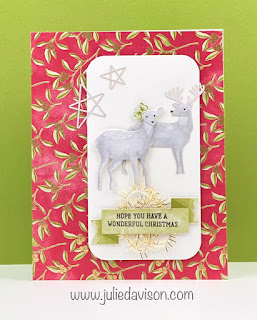 18 Stampin' Up! Most Wonderful Time Product Medley Projects ~ Aug-Dec 2020 Mini Catalog ~ Year-End Closeout Sale ~ www.juliedavison.com #stampinup #christmas