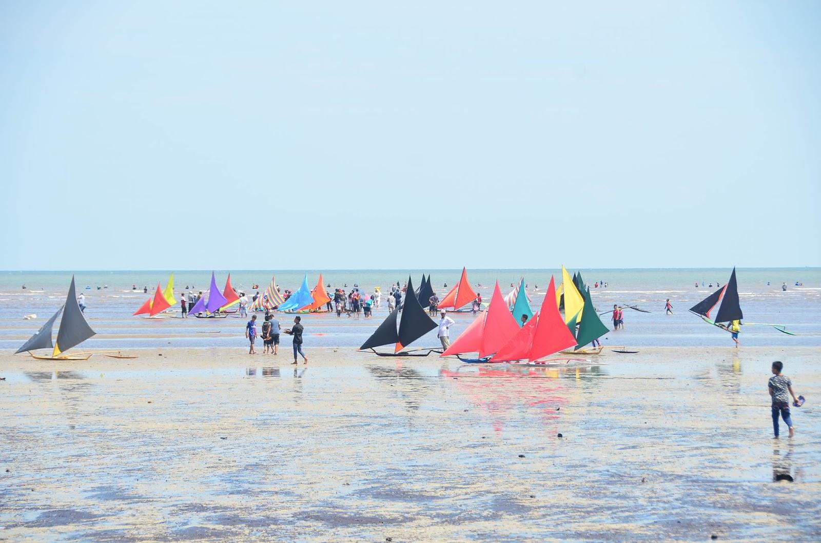 Pantai Tanjung Senekip - Teluk Pambang - Wisata Bengkalis - RiauMagz