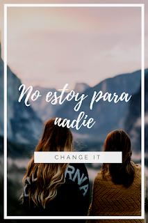 iniciativa change it, inspiración, seguir adelante, no rendirte