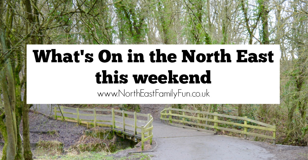 What's On for Children and Families in the North East | 21st & 22nd January