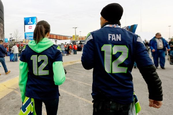 Where to get Nike Seahawks  12 Fan Steel Blue Team Color Men s Embroidered  NFL Elite Jersey   be28d33e1