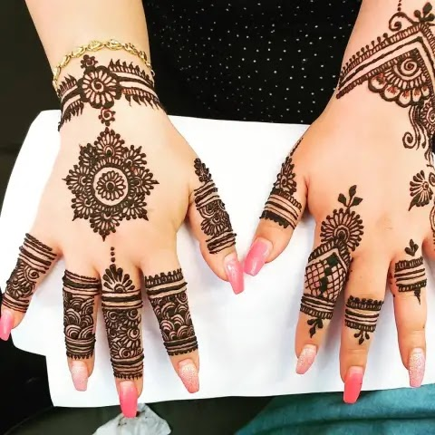 cute-henna-for-fingers