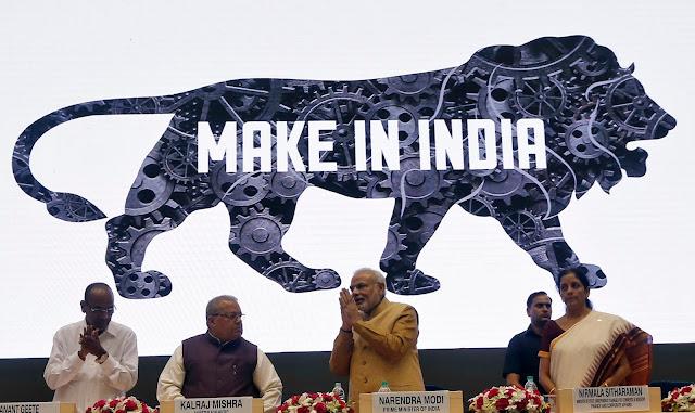 13 Feb से शुरू होगा पहला 'Make In India' वीक