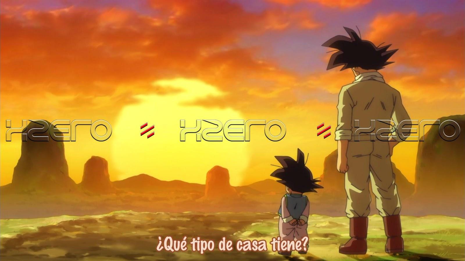 8 - Dragon Ball Super | Sub Español | BD + HD | Mega / 1fichier / Google