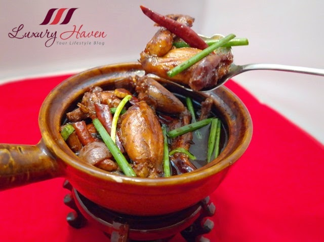 claypot kung pao frog legs recipe