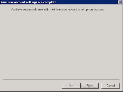 Cara Setting Windows Live Mail