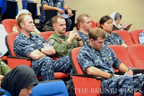 US Navy Briefings on Brunei Syariah Laws