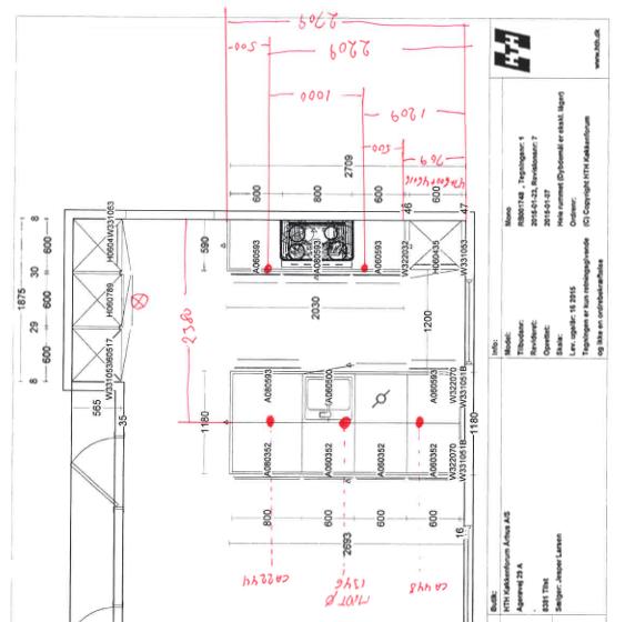 Nybygger på Skalhøje: HTH tegninger og priser - del 1