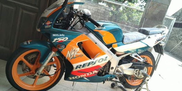NSR 150SP Pro Arm Repsol Indonesia