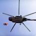 Helicóptero de la Marina tiene percance; a bordo iba secretario de Gobierno de Veracruz