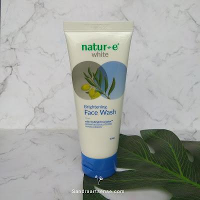 Natur-E White Brightening Face Wash