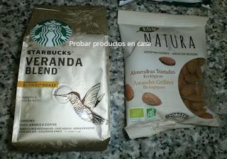 Disfrutabox: EcoNatura Borges y Starbucks Veranda