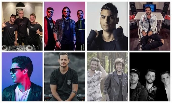 8 lançamentos de música eletrônica para esquecer do frio neste fim de semana