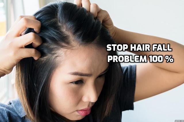hairfall solution home hairfall