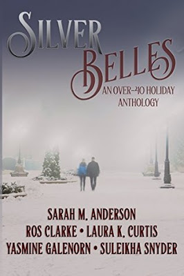 Bea's Book Nook, Review, Silver Belles: An Over-40 Holiday Anthology by Sarah M. Anderson, Ros Clarke, Laura K. Curtis, Yasmine Galenorn, Suleikha Snyder