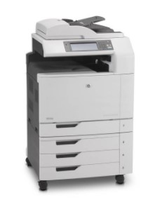 HP Color LaserJet CM6030 Télécharger Pilote